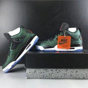 Air Jordan 4 'Green Laser'